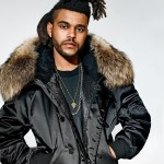 The Weeknd Models Kanye West's Adidas YEEZY Collection